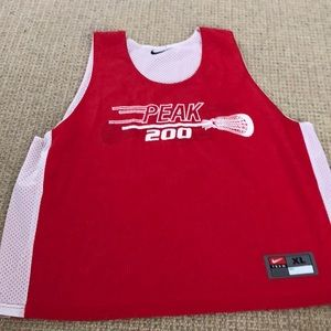 Peak 200 Recruiting Camp Lacrosse Pinnie